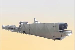 100% Original Factory Tunnel Pasteurizer Beer - Packaging bag drying machine – Heying Machinery