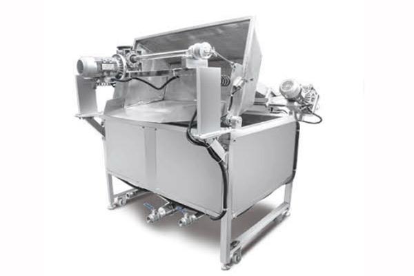 Reasonable price Retort Food Manufacturers - Heat conduction oil Frying machine – Heying Machinery