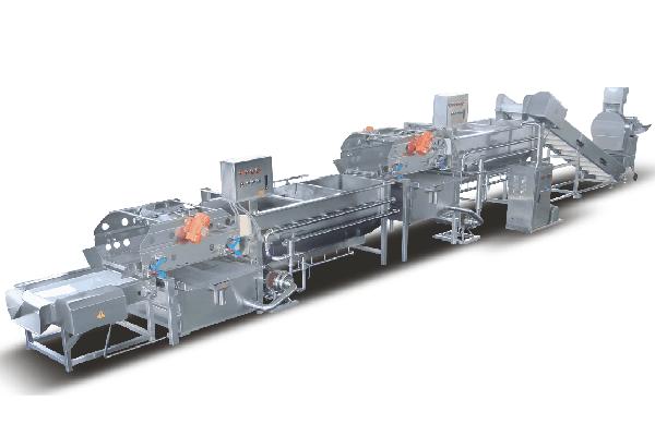 Wholesale Price China Sweet Potato Fry Maker - Purification processing line – Heying Machinery Featured Image