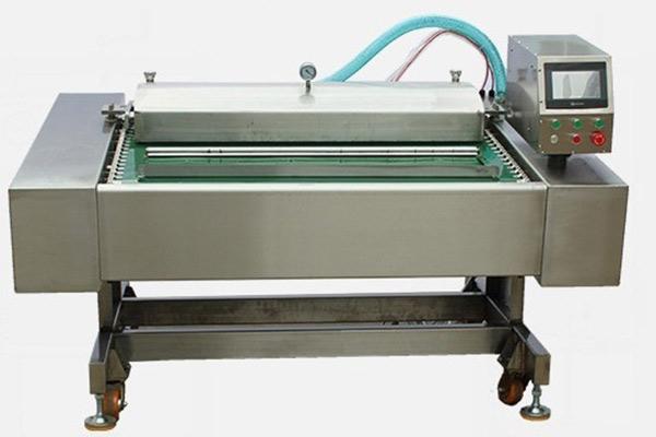 100% Original Factory Domestic Ozone Generator - Automatic belt roll vacuum packing machine – Heying Machinery