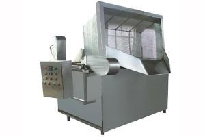 Automatic gas frying machine